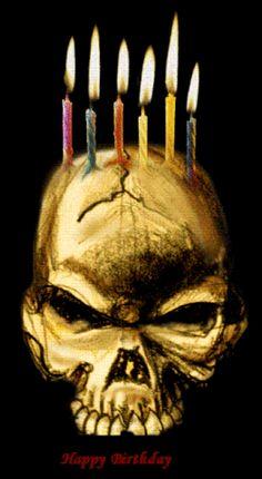 Bildergebnis für birthday rock n roll Happy Birthday Skulls, Happy Birthday Signs, Happy Birthday Sister, Happy Birthday Images, Happy Birthday Greetings, Birthday Wishes, Birthday Memes, Birthday Cards, Eid Greetings