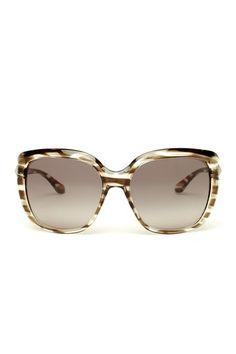 Women's Occiale Iniettato Plastic Sunglasses by Valentino on @HauteLook