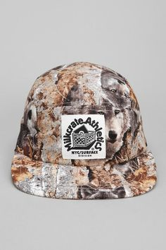 Milkcrate Wolves Camp Hat  #urbanoutfitters