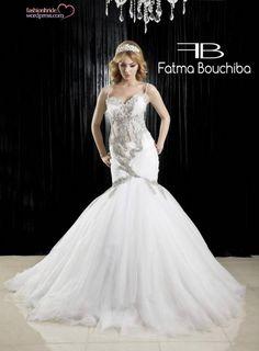 Fatma Bouchiba 2015 Spring Bridal Collection