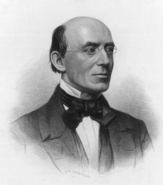 William Lloyd Garrison | William Lloyd Garrison was the editor and publisher of The Liberator ...