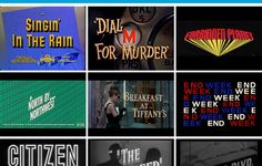 Film Titles
