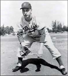 The Dodgers won their first-ever World Series in 1955 under the managing of Walter Alston. Series MVP Johnny Podres threw two complete game wins to help the Dodgers in a four games to three win over the Yankees.  This was the inaugural World Series MVP award.