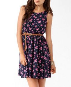 Feel as great as you look and shop Forever 21 for your favorite casual dresses! Casual Dress Outfits, Trendy Dresses, Chic Outfits, Summer Dresses, Mini Dresses, Summer Outfits, Forever 21, Floral Skater Dress, My Style