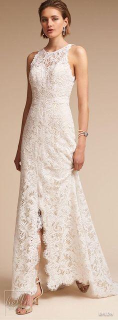 Wedding Dress by BHLDN #weddingdresses