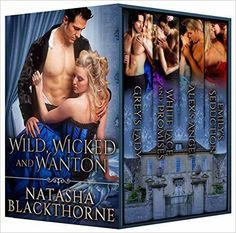 #Sale 99 Cents at Amazon  Limited Time. Available FREE through Kindle Unlimited!   Erotic Romance set in Regency Era America with heroines that are Wild Wicked & Wanton.   .. . Wild Wicked and Wanton Series Bundle by Author Natasha Blackthorne Available to read for FREE through Kindle Unlimited. .99 cents for a limited time. Kindle US: http://ift.tt/2uMuHjb Kindle UK: http://ift.tt/2tqFzjc Kindle: CA: http://ift.tt/2uMiCur