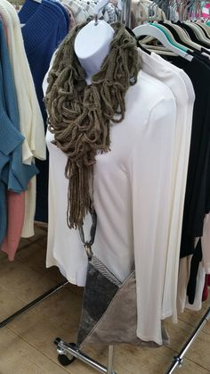 Ruffle Scarf  #boutique #musthave #clothing #southernstyle #southernpalette #fashion #apparel #getinmycloset #outfitidea #falloutfits #schoolshopping   shop www.southernpalette256.com