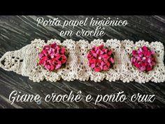 Bathroom Crafts, Crochet Kitchen, Crochet For Beginners, Crochet Designs, Crochet Projects, Crochet Hats, Youtube, Rugs, Flowers