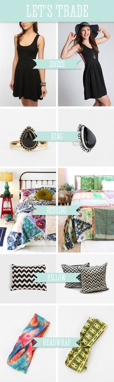Let's Trade: Urban Outfitters Where to find ethical fashion and home decor identical to what you'd find at Urban!