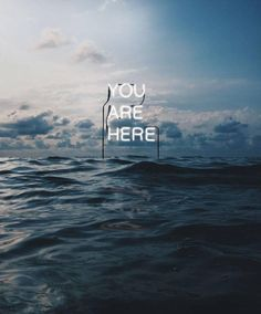tom fabia you are here is part of Neon quotes - Tom Fabia You Are Here artPhotography Landscape Aesthetic Collage, Blue Aesthetic, Aesthetic Photo, Aesthetic Pictures, Aesthetic Tattoo, Aesthetic Vintage, Photo Wall Collage, Picture Wall, The Blue Boy