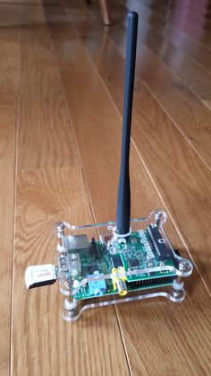 Raspberry Pi with DVMega DStar access point. Arduino Projects, Lego Projects, Cool Electronics, Electronics Projects, Rasberry Pie, Microcontroller Board, Pi Computer, Electronic Technician, Ham Radio Antenna