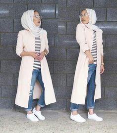 The 'suck it in, break your neck & act natural' pose rolled into one Jacket is from Istanbul and for the rest, tap for deets Islamic Fashion, Muslim Fashion, Modest Fashion, Unique Fashion, Girl Fashion, Fashion Outfits, Modest Wear, Modest Outfits, Girl Outfits