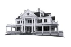 The Lounsbury House in Ridgefield CT