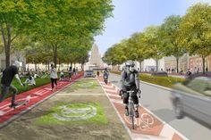 TechTown District Plan Proposal / Sasaki Associates