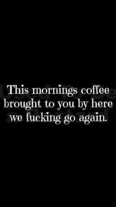 Hate mornings! They should be  banned!
