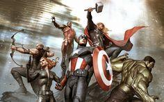 The Avengers Comics HD Wallpapers