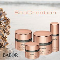 BABOR SeaCreation Cildinizi yeniler ve gençlik ışıltısını cildinize yeniden kazandırır. Okyanusun doğal güçlerinin birleşimi olan bu ürün sayesinde anında sıkı, pürüzsüz, ferah bir cilde sahip olursunuz.