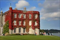 5 visitors have checked in at Plas Newydd House, Anglesey. Great Places, Places Ive Been, Places To Go, Wales Uk, North Wales, Visit Wales, Great Days Out, Kingdom Of Great Britain, Snowdonia