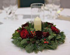 winter wedding flowers google images   Wedding Flowers Blog: Jemma's Christmas Wedding Flowers, Solent Spa