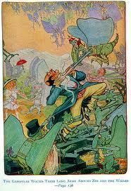 John R. Neill, the illustrator of OZ. After reading the Road to OZ my dreams (and nightmares) were illustrated by John R. Land Of Oz, Dreams And Nightmares, John R, Book Posters, Wizard Of Oz, Old And New, Childrens Books, Fairy Tales, Vintage World Maps