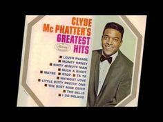 ▶ CLYDE MCPHATTER. lover please - (1962) ~ YouTube