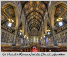 St. Patrick's Roman Catholic Church, Hamilton, ON