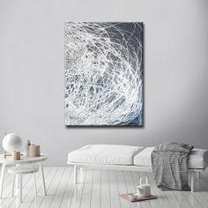Ready2HangArt Canvas Art 'Denim Threads II' by Norman Wyatt, Jr.