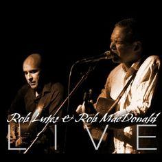 Rob Lutes - Live, Brown