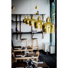 Artek A330S - Golden Bell Lampe Alvar Aalto, Magnum Opus, Ceiling Lights, Lighting, 1930s, Modern, Design, Home Decor, Products