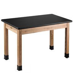 """HSLT Series Science Table - 24""""W x 48""""L x 30""""H"""
