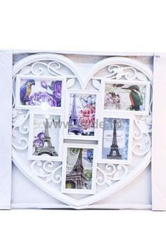 Rama foto colaj in forma de inima-big Home Deco, Big, Frame, Decor, Decoration Home, Decoration, Decorating, A Frame, Dekorasyon