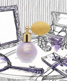 Lolita Lempicka Powdered Perfume...hmmmmm