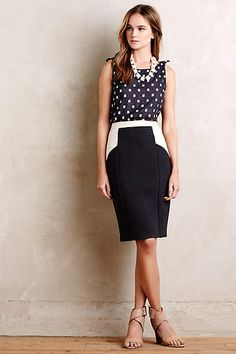 Tanwen Pencil Skirt - anthropologie.com