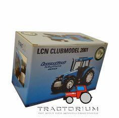 Box Trac32 /LCN Landini Mythos 100 Traktor 1/32