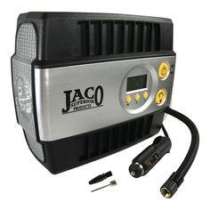 SmartPro™ Digital Tire Inflator Pump - Premium 12V Portable Air Compressor - 100 PSI