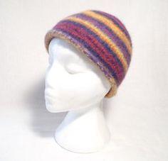 Felt Beanie Hat