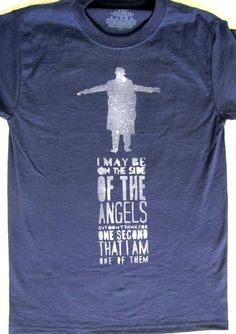 God this shirt would be soaked with my tears. So many Reichenbach feels!