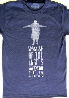 Sherlock Angels Shirt
