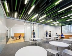 Core Curriculum: NYU's Steinhardt School by LTL Architects