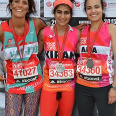 Kiran Ghandi: Blood & Boobs at the London Marathon