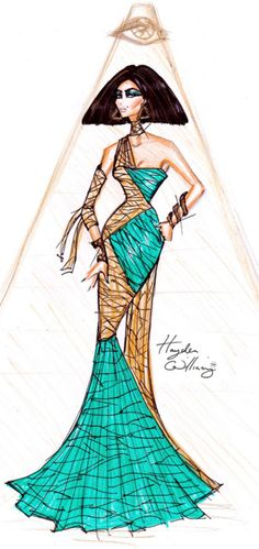 Costume Couture by Hayden Williams: Under Wraps