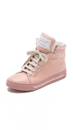 Marc by Marc Jacobs Cute Kicks High Top Sneakers-wow my sis had pink high tops like this when we were kids in the 80's!