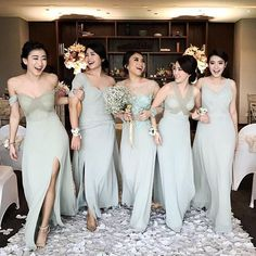 The Bride's best-friend wedding dress ideas Davids Bridal Bridesmaid Dresses, Wedding Party Dresses, Wedding Bridesmaids, Bridesmaid Inspiration, Wedding Inspiration, Bridesmaid Ideas, Wedding Ideas, Wedding Venues, Wedding Goals