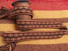 Kram Korkonti - card weaving