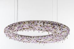 Rio by Manooi   Ceiling suspended chandeliers   Architonic #crystalchandelier #lightingdesign #interior #chandelier #coollamps #luxury #Manooi