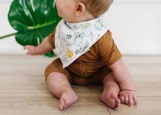 Baby Bandana Bibs - Aussie