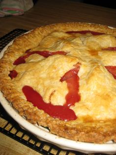The Best Gluten-Free Pie Crust « Kaity Cooks On  #thanksgiving #TDAYROUNDUP via @Kaity Cookson