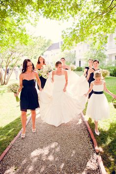 Similar to my bridesmaid dresses!