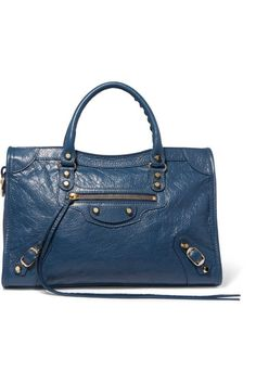 b32ad6b4226 Shop the style: Cindy Crawford Balenciaga Classic City, Balenciaga Bag,  Design Bleu,
