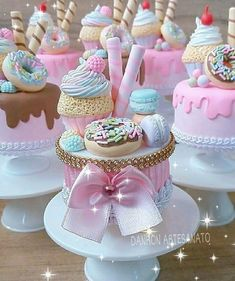 Girls Birthday Party Themes, Girl Birthday, Ice Cream Party, Candy Party, Cupcake Party, Sweet Words, Cute Crafts, Candyland, Candy Colors
